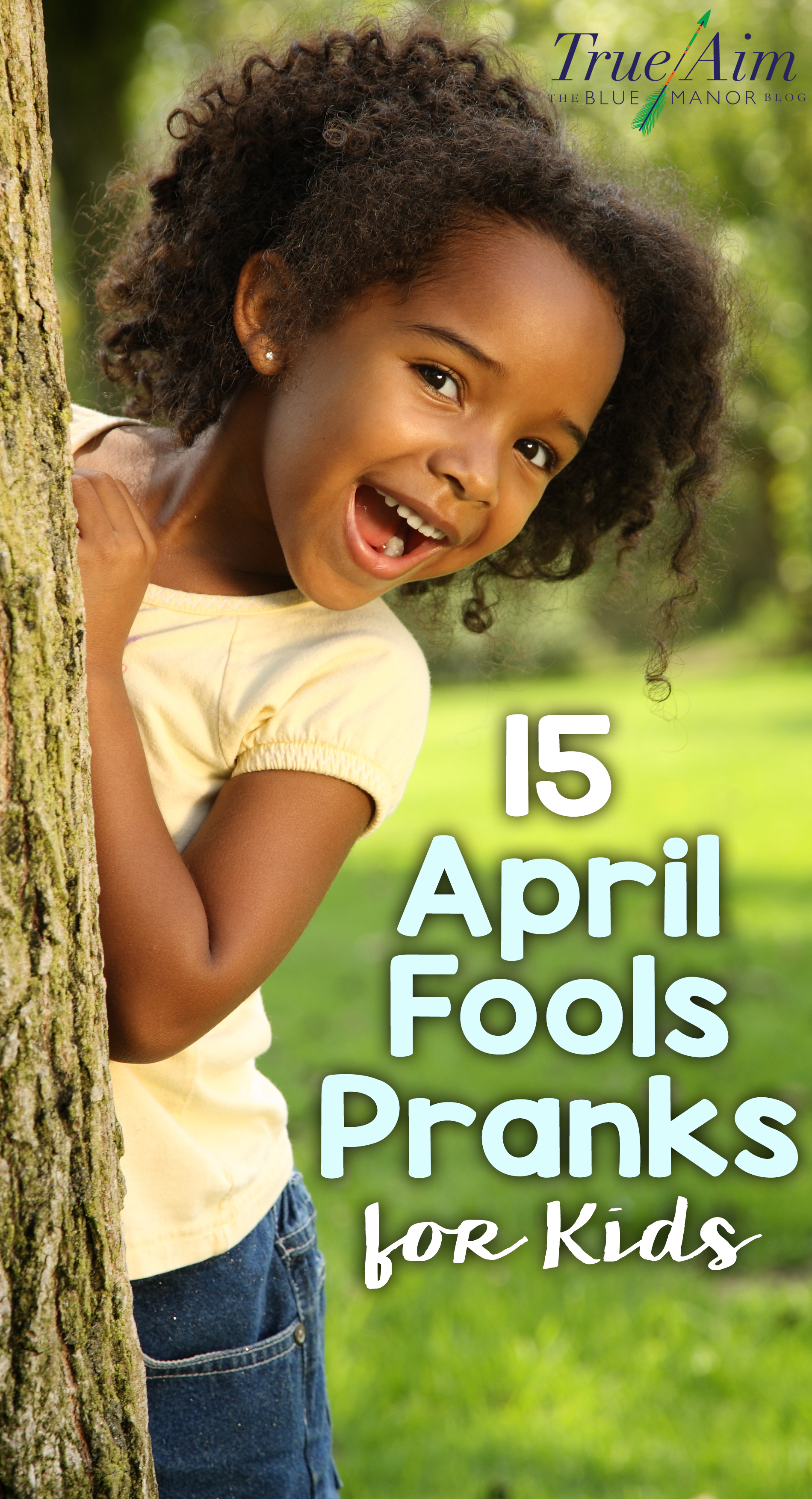 There's nothing I enjoy more than harmless pranks! Here are 15 easy and fun April Fools pranks for kiddos and families!