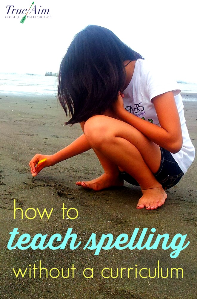 How can you teach spelling without a curriculum? Use these tips to help teach spelling hands-on, making it more fun and exciting!