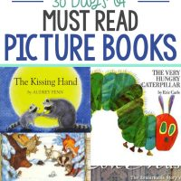 30 Days of Must-Read Picture Books