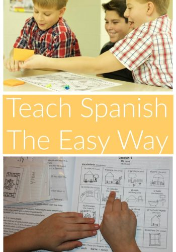 How to Homeschool Spanish