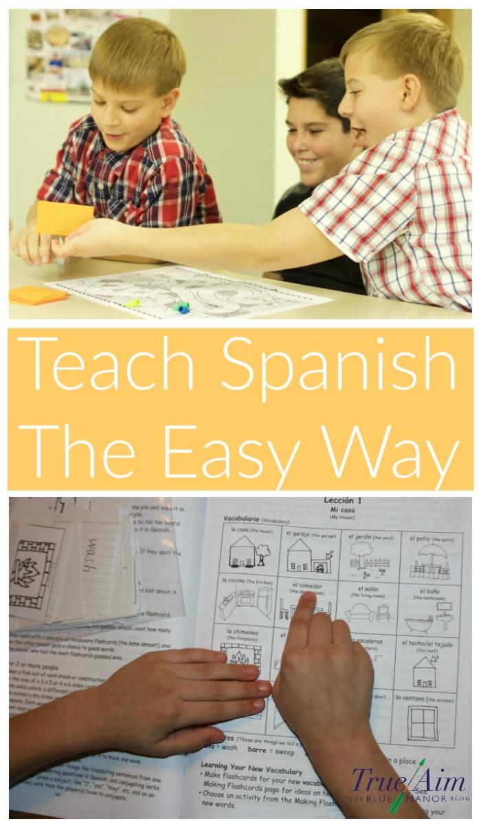 How to Homeschool Spanish