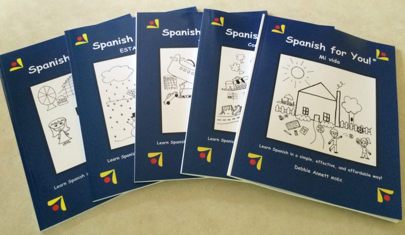 easy homeschool spanish curriculum