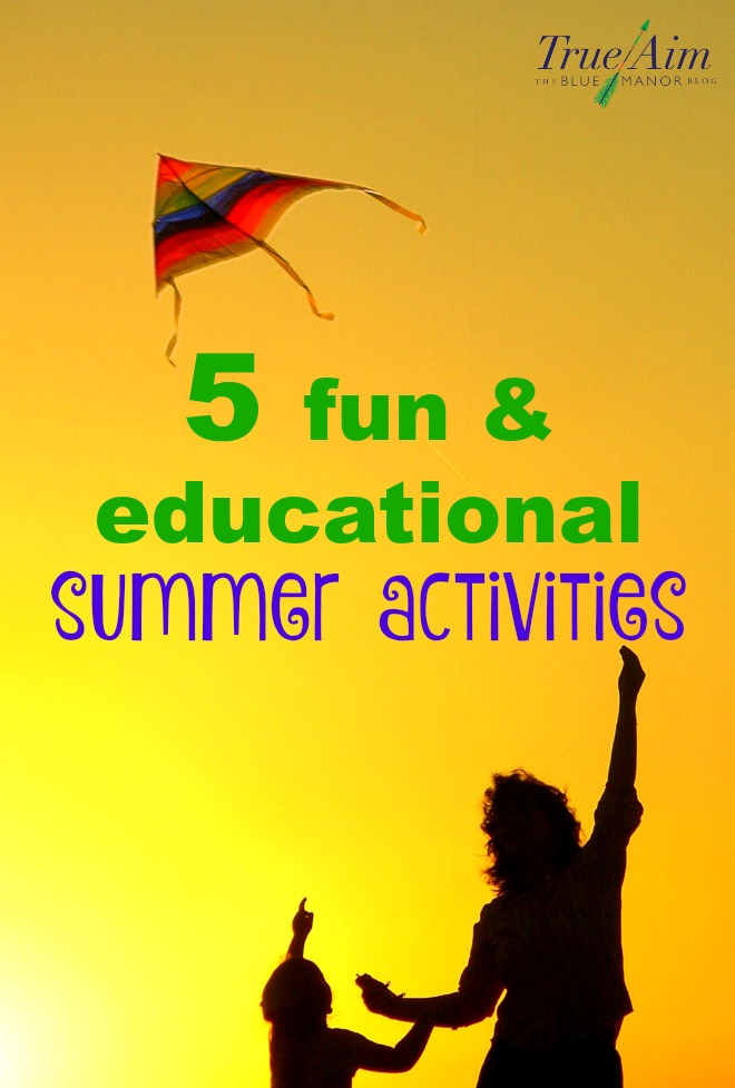 Summer is full of long lazy days to enjoy the sun and warmth of the sun. These are the perfect days to enjoy fun educational summer activities with your kids.