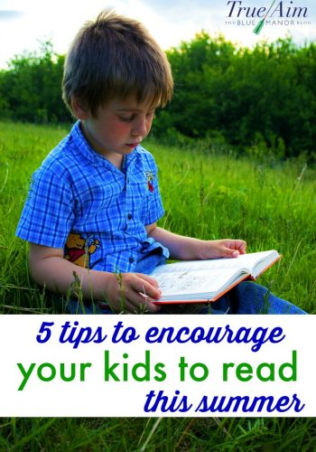 kids encourage read