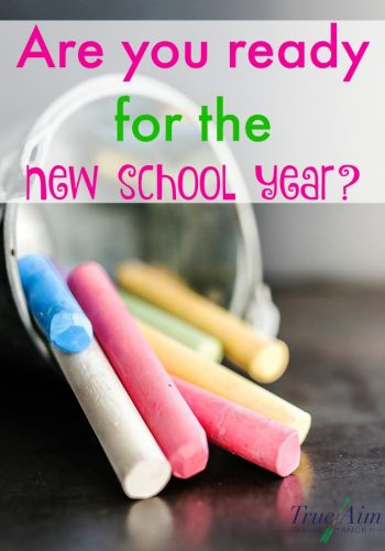 5 Tips for the New Homeschool Year! (Giveaway)