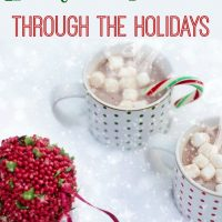 How to Homeschool Through the Holidays (giveaway)
