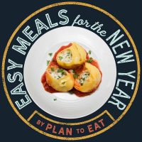 Meal Plan – 30 Easy Meals for the New Year!
