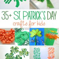 35+ St. Patrick's Day Crafts for Kids