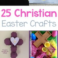 25+ Christian Easter Crafts for Kids