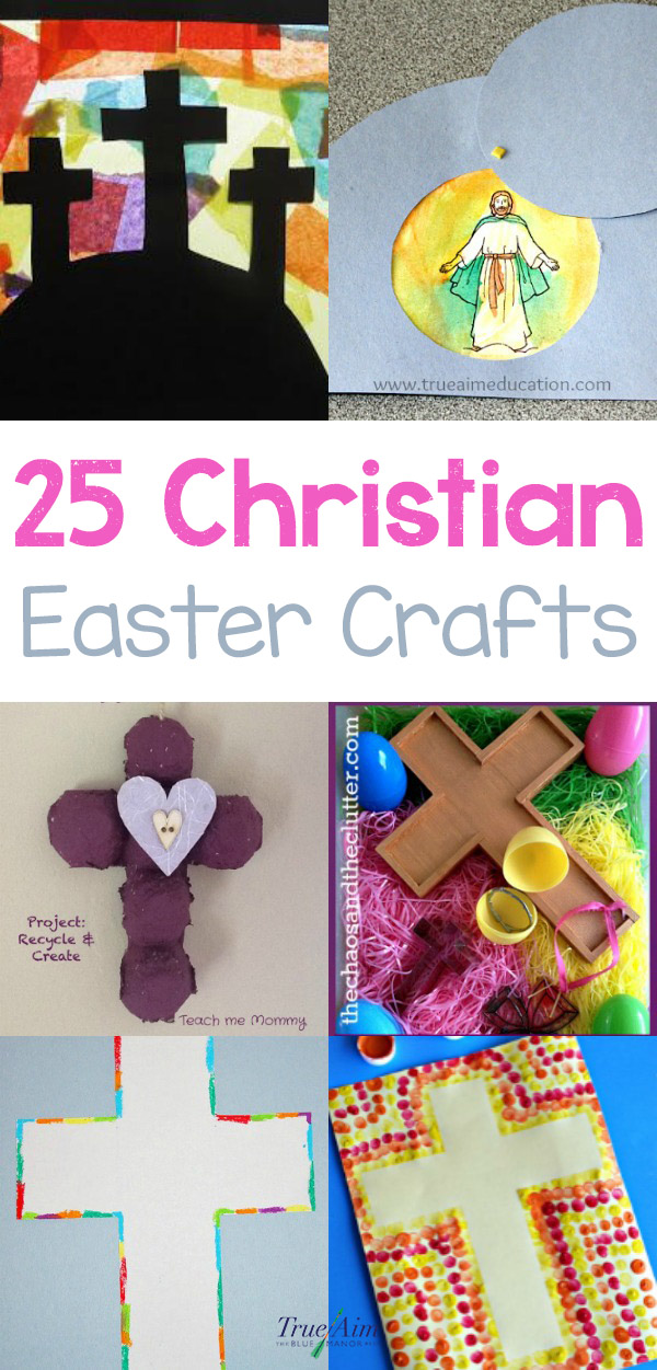 25 Christ Centered Christian Easter Crafts For Kids