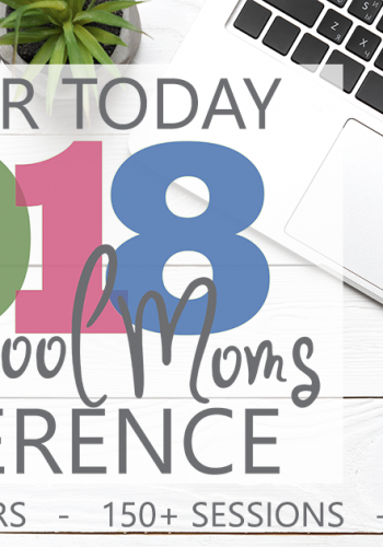 Announcing the 2018 Homeschool Mom Conference! #HSMomsConference