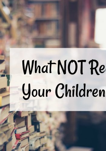 What NOT reading to your child can do