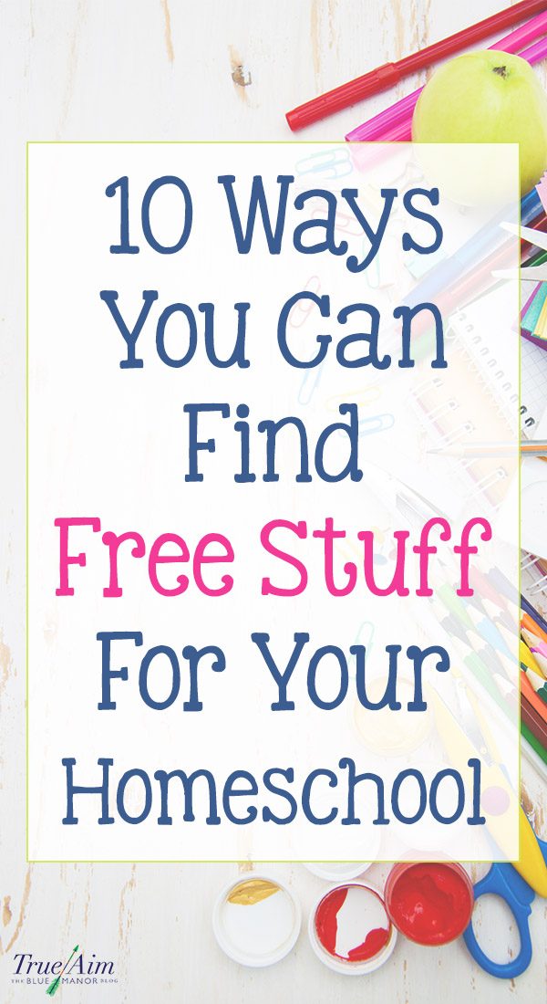 To help make your homeschool budget stretch farther, look for free stuff for your homeschool with these simple tips.