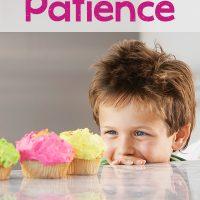 3 Easy Ways to Teach Kids Patience