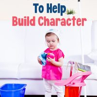 How to Use Chore Charts To Help Build Character
