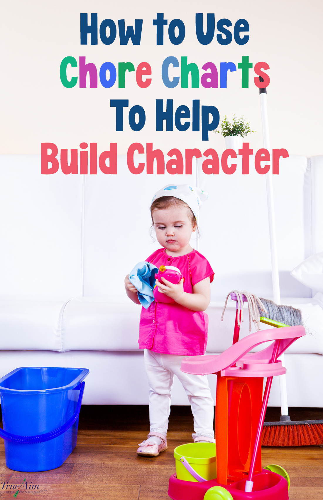 Chores help kids contribute to the family and can help them grow up into responsible adults. Here's ways to use chore charts to help build character!