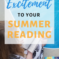 3 Summer Reading Tips to Add Excitement!