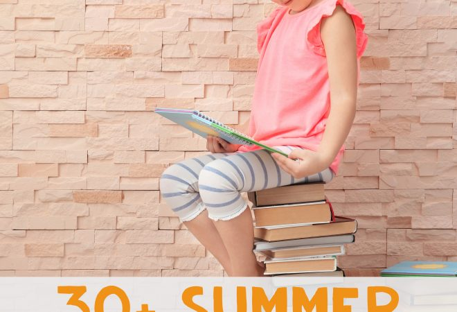 (Giveaway) 30+ Summer Reading Ideas!
