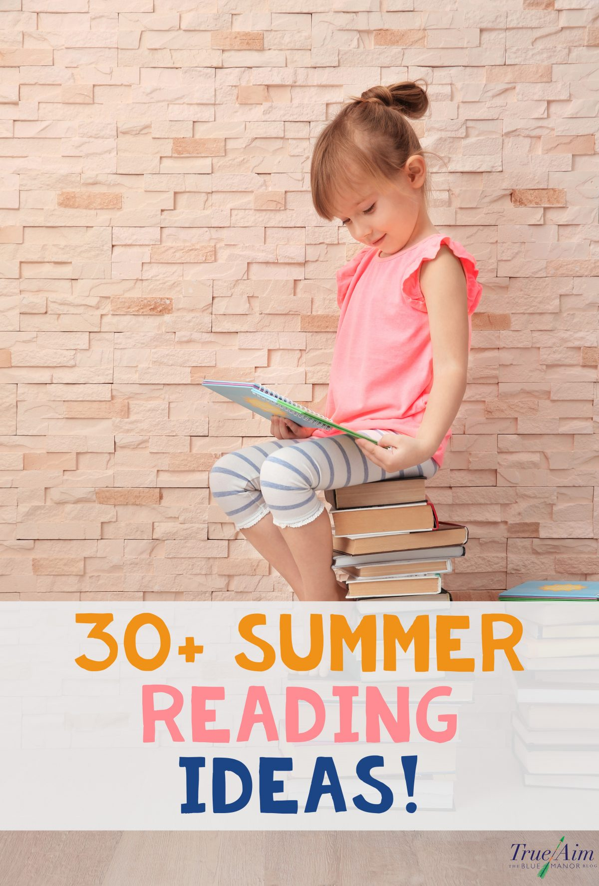 30 summer reading ideas