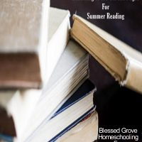 Unique Summer Reading Strategy for Homeschoolers!