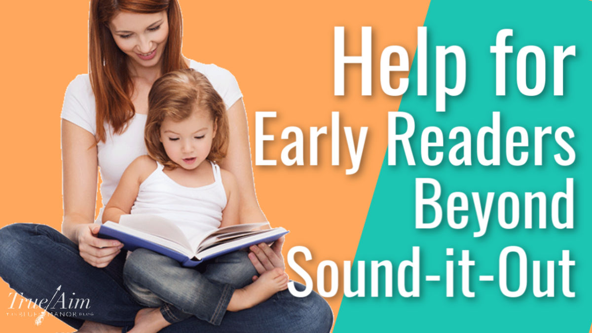 help for early readers