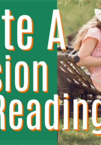 passion for reading