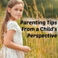 Parenting Tips from a Child's Perspective