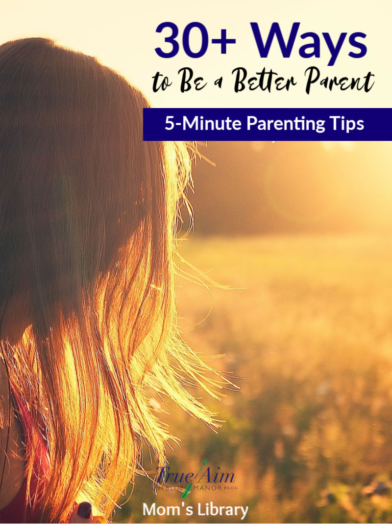 be a better parent