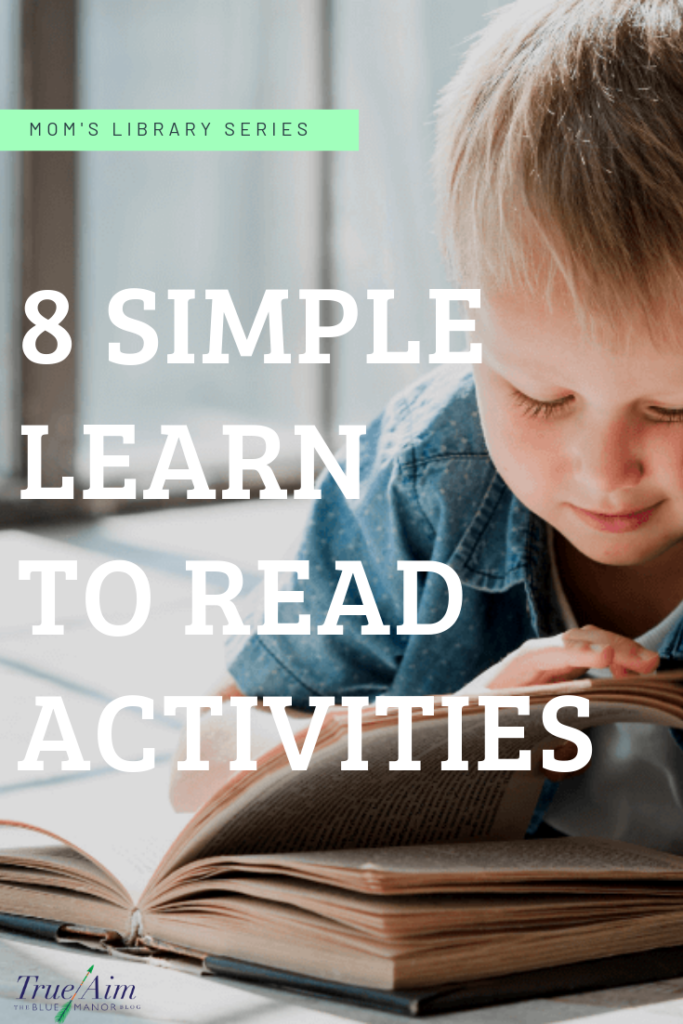 simple learn to read activities