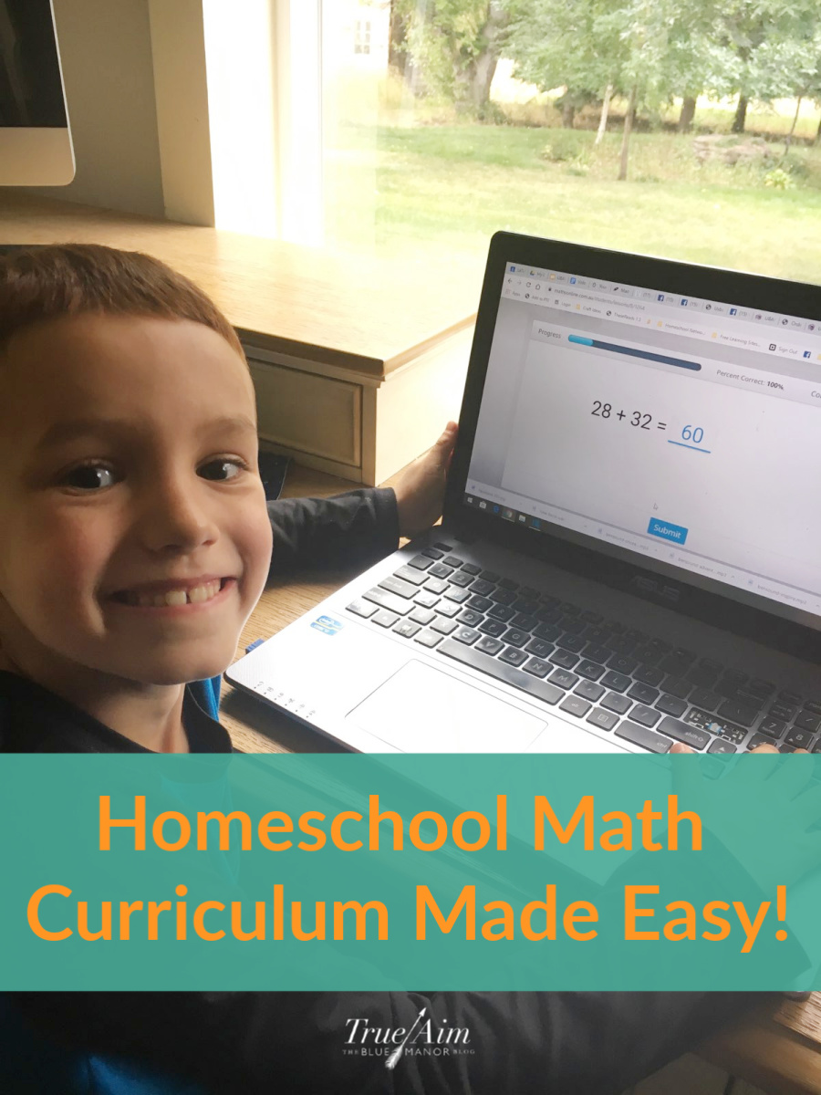 homeschool math curriculum ctc