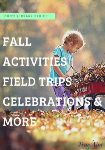 Fall Activities for homeschoolers