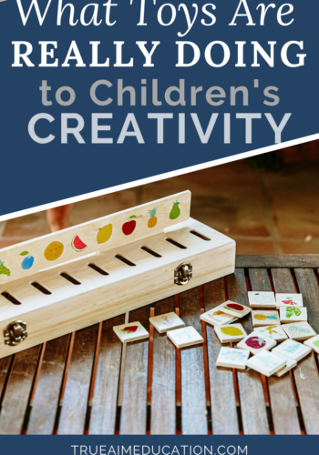 What Toys Really Do to Children's Creativity