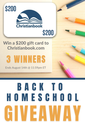 Christian Bookstore Giveaway