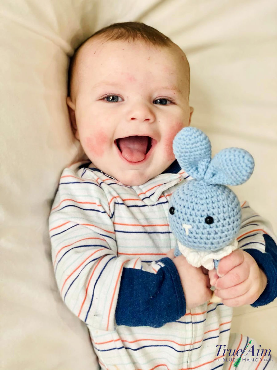 items for your baby registry rattle teether