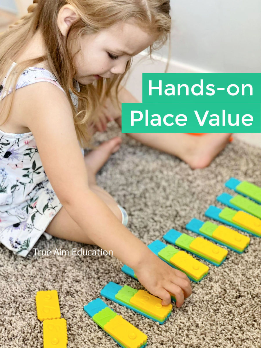 hands on place value activities Math with manipulatives